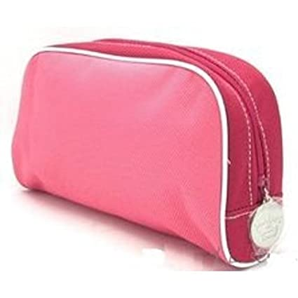 Clinique sólido rosa bolsa de maquillaje: Amazon.es: Belleza