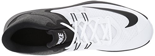 Shoe Basketball Versitile White Black Men's Air II Nike IzUXq