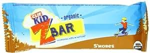 CLIF KID ZBAR - Organic Energy Bar - S'mores - (1.2 oz, 18 Count)