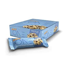 OhYeah! Nutrition One Bar Chocolate Chip Cookie Dough, 12 Count