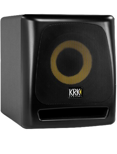 KRK 8S2 V2 8'' 100 Watt Powered Studio Monitor Subwoofer