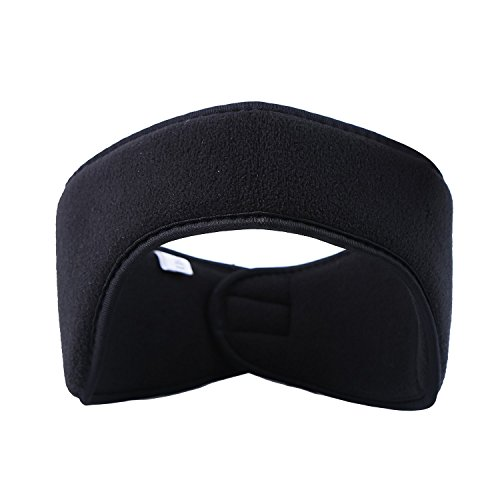 Ear Warmer Headband, Full Cover Ear Muffs, Fit for Adults, Men, Women, for Sport and Casual Wear