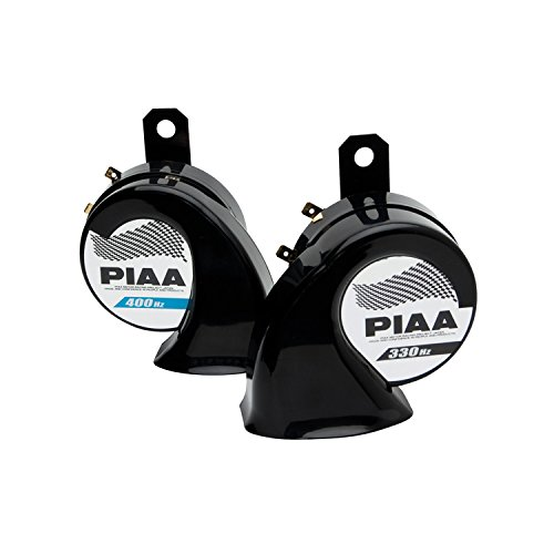 PIAA 85115 Superior Bass Horn (Jeep Horn)