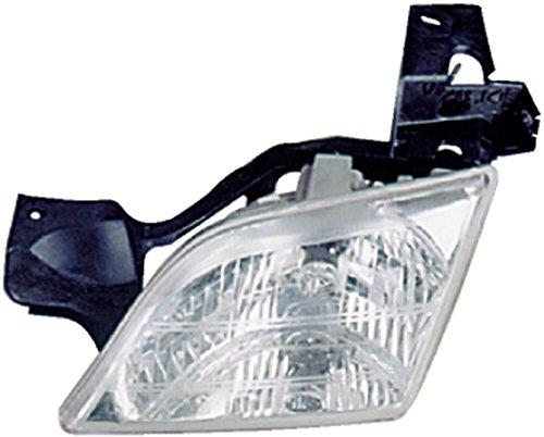 Dorman 1590084 Driver Side Headlight Assembly For Select Chevrolet / Oldsmobile / Pontiac Models (Chevrolet Venture Headlight Assembly)