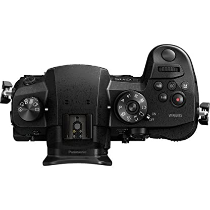 Panasonic Lumix GH5 20.3MP 4K Mirrorless Camera with Leica DG Vario-Elmarit 12-60mm F2.8-4.0 Lens and 64GB SDXC Memory… 5