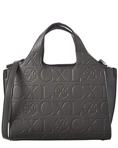 Clutch Lined Snakeskin (CXL Embossed Mini Hobo bag, Handbags for Women by Christian Lacroix)