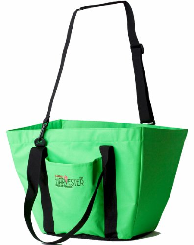 Garden Fruit Basket (Garden Things Garden Harvester Bushel Tote)