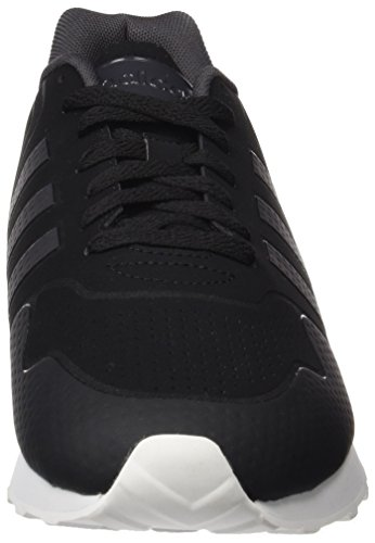 Gimnasia Adidas utility 10k Black Hombre Casual Black White Para Zapatillas De crystal Negro core 4ISr4