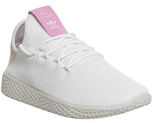 adidas Originals Sneaker PW Tennis HU W DB2558 Weiß Rosa ftwr white/ftwr white/cha