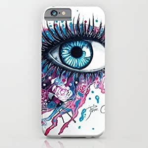 """Society6 - """"let's Consider A Change Of Scenery..."""" iPhone 6 Case by Chernobylbob"""