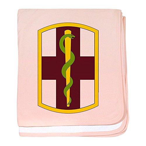 CafePress - 1St Medical Brigade SSI - Baby Blanket, Super Soft Newborn Swaddle by CafePress