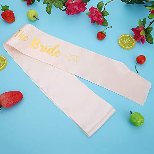 Satin Party Strap Shoulder jd The White WinnerEco Groom Sash Shower Shoulder Champagne Mother Wedding Strap Mother 504 e wgxd1