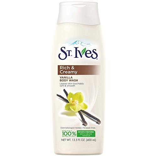 St. Ives Rich & Creamy Vanilla Body Wash (Pack of ()