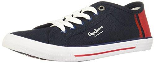 Pepe Jeans 8164 Ford Zapatos de Estar en casa para Hombre, Color Marino Oi18, 27