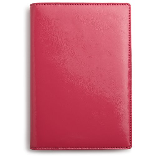 kate spade new york Patent Leather Kindle Cover (Fits Kindle Keyboard), snapdragon pink