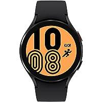 "Samsung Galaxy Watch4 40mm Black Aluminum - Google Wear OS, 1.19"" Round Display, Digital Bezel, HR Monitor, VO2 Max…"