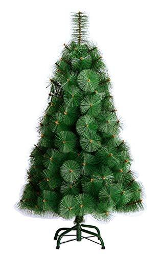 Tektrum 4-feet Tall Long-Needle Pine Artificial Christmas Tree for Christmas/Holiday/Party (Model - Christmas Tree Needles