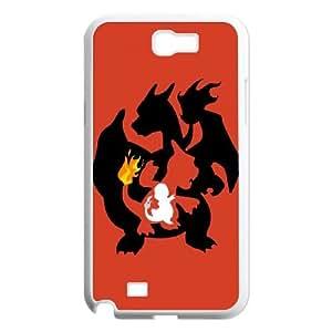 Pokemon Samsung Galaxy N2 7100 Cell Phone Case White O6656963