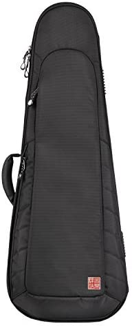 Music Area AA31 Electric Guitar Gig Bag Waterproof ABS ALL-ROUND Protection Patented - Black [並行輸入品]