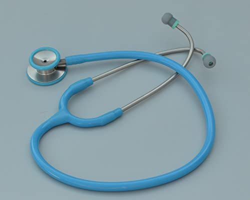 Standard Edition Dual Head Diagnostic Stethoscope by Kila Labs -Sky Blue