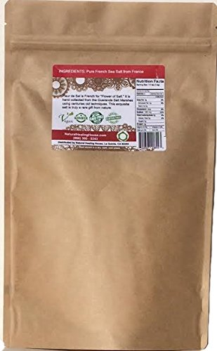 Natural Healing House Fleur De Sel Kosher Salt 2 LB by Natural Healing House (Image #4)