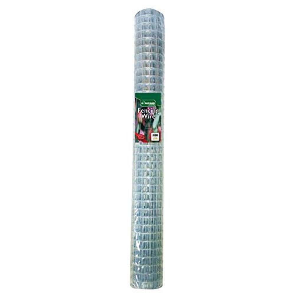 Facile da Ritagliare. 4 m x 90 cm Rete Piccola a Quadretti da 13 mm Galvanizzata kingfisher Rete in Fil di Ferro