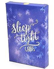 Sunny Present Sleep Tight Cards, 45 Cards for Bedtime