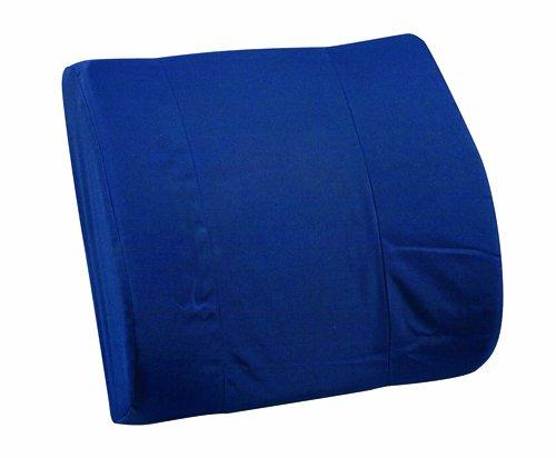 Standard Lumbar Cushion With Strap, Navy