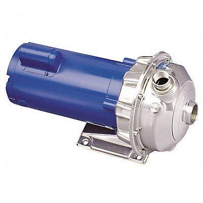 Centrifugal Pump, 3 HP, 208-230/460V ()