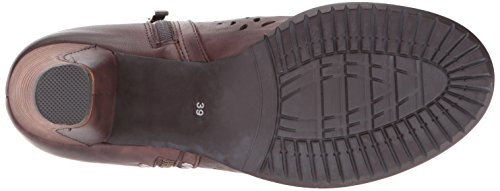 Lartiste Par Spring Step Womens Emese Bottine Marron Foncé