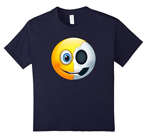 Kids Funny Halloween Shirt - Scary Halloween Costume Idea 12 Navy