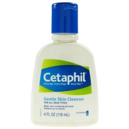 Cetaphil Gentle Skin Cleanser - 4 Oz (Pack of 5) by ppmarket