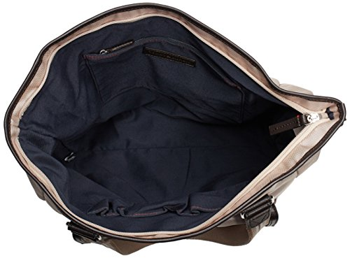 Tommy Hilfiger ADRIANNA TOTE - Bolsa de la compra de lona mujer beige - Beige (OXFORD TAN-PT 279)