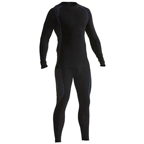 681017079985M Underwear-SetLight Size M In Black//Cornflower Blue Blaklader