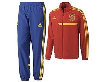 Adidas Chandal Selección Española -Junior- 2013: Amazon.es ...