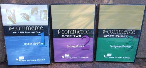 I-Commerce Instructional Series 1-2-3 IBO Training 5 CD -