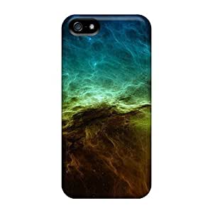 For Iphone Cases, High Quality Colorful Nebula For Iphone 5/5s Covers Cases