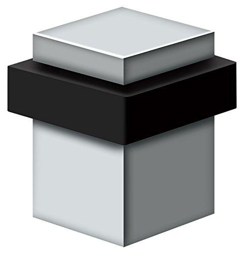 (Deltana Square Universal Floor Bumper 2-1/2