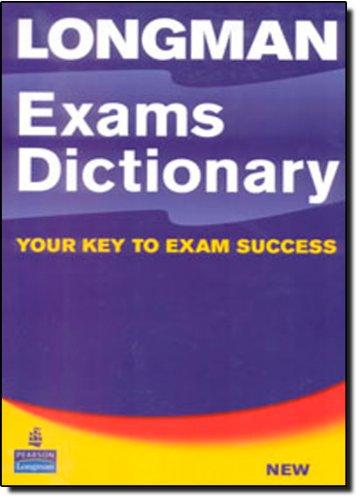 Longman Exams Dictionary (paper)