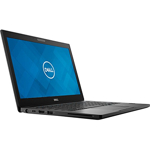 "Dell Latitude 7290 12.5"" HD Premium Business Laptop, Intel Core i5-7300U, 256GB SSD/16GB DDR4, Windows 10 Pro (Renewed)"