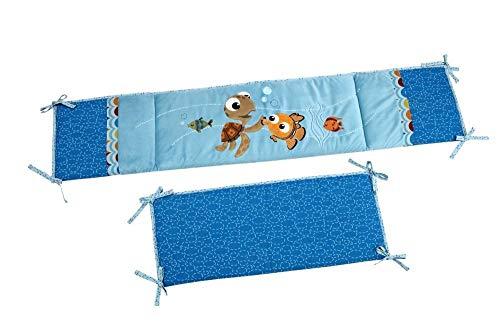 Disney Baby Finding Nemo 4 Piece Crib Bumper