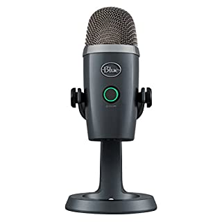 Blue Yeti Nano Premium USB Mic for Recording and Streaming - Shadow Grey (B07DTTGZ7M) | Amazon price tracker / tracking, Amazon price history charts, Amazon price watches, Amazon price drop alerts