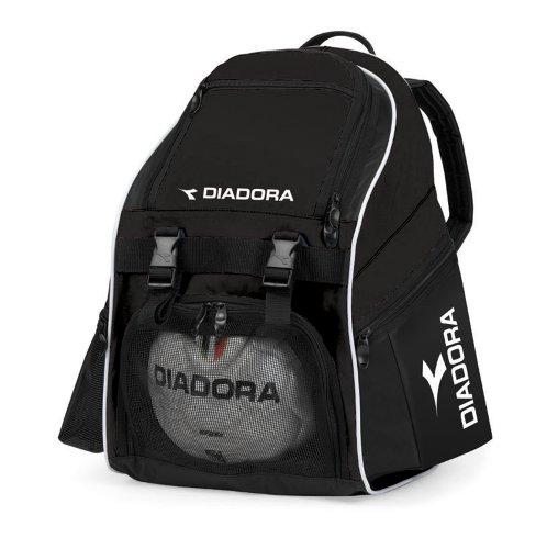 Diadora Junior Squadra Backpack (Black)