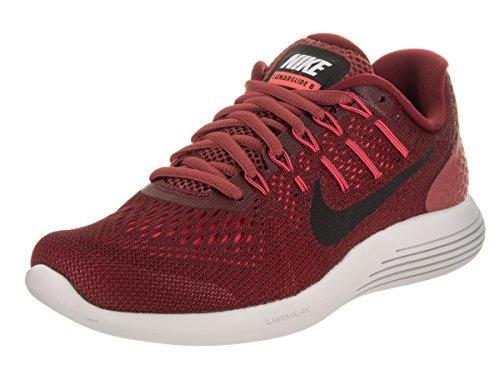 Cheap NIKE Women's Lunarglide 8 Running Shoe, Red (9)