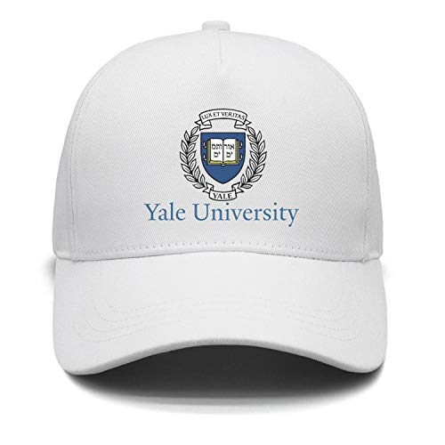 Unisex Yale-University- Baseball Cap Men Women - Classic Adjustable Hat