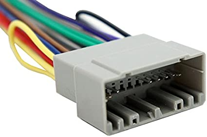 Amazon.com: Compatible with Dodge Neon 2002-2006 Factory Stereo to  Aftermarket Radio Harness Adapter: Car ElectronicsAmazon.com