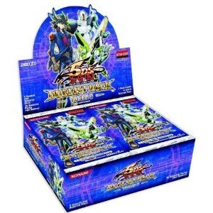 Yu-Gi-Oh Cards 5D's - Yusei 3 - Duelist Booster Box (36 Packs)