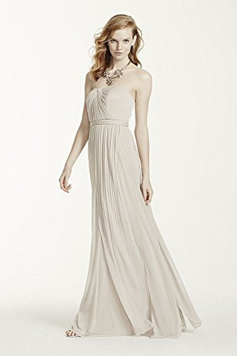 Versa Convertible Mesh Bridesmaid Dress Style