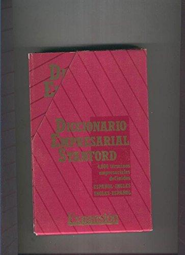Diccionario Empresarial Stanford: Varios: Amazon.com: Books
