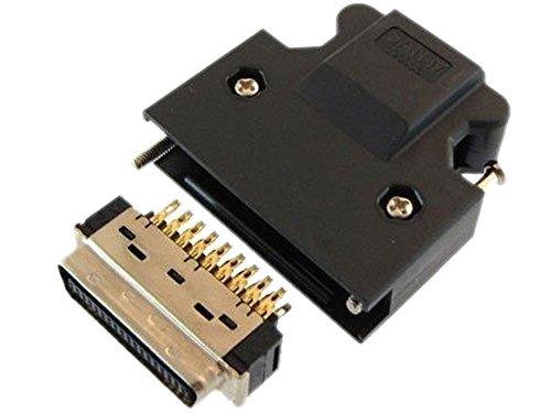 36 Pin MDR Wire-mount Male Connector Sanyo Denki YASKAWA SERVOPACK servo drive